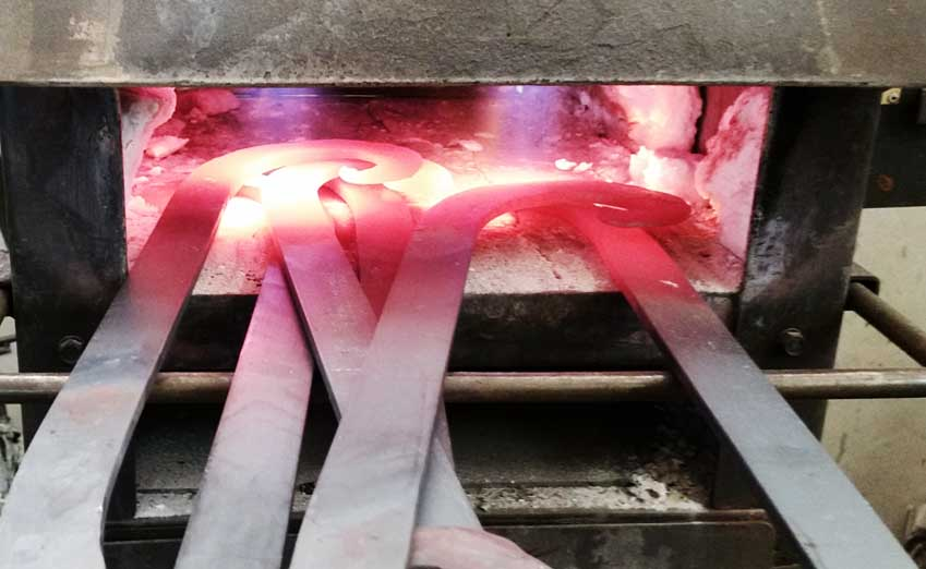 lavorazioni in ferro battuto