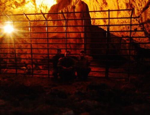 Protezioni in acciaio per le Grotte di Frasassi